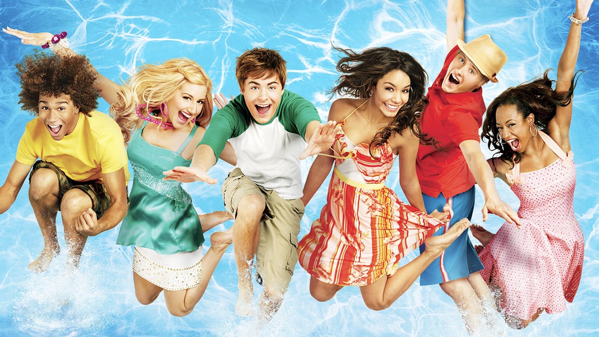 High School Musical Wallpaper Wallpapertag