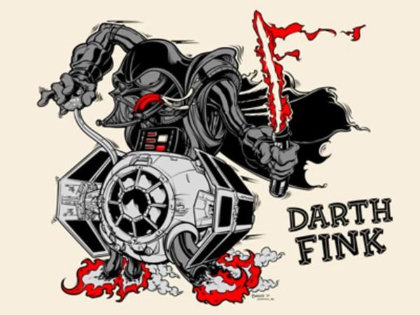 Star Wars Rat Fink
