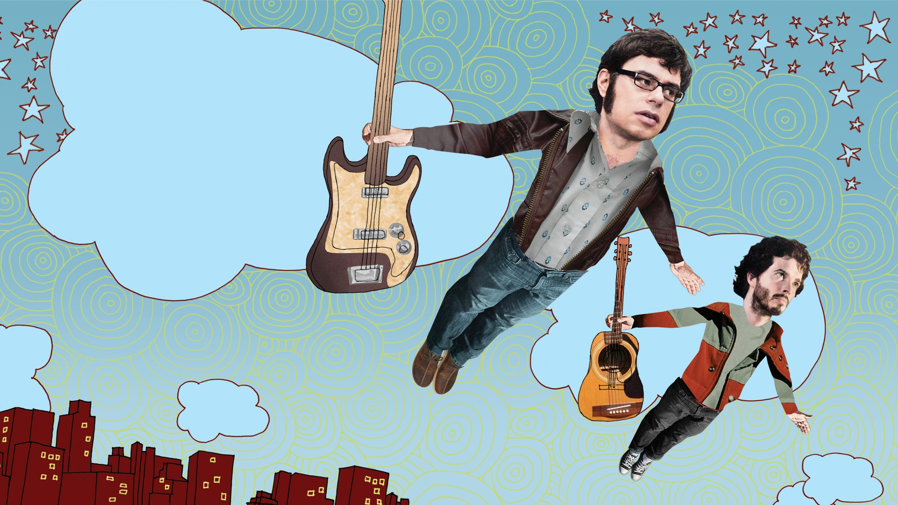 Flight Of The Conchords Wallpaper ·①