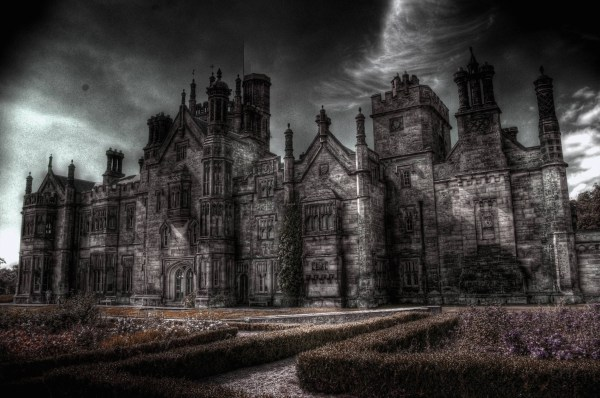 Gothic Architecture Art
