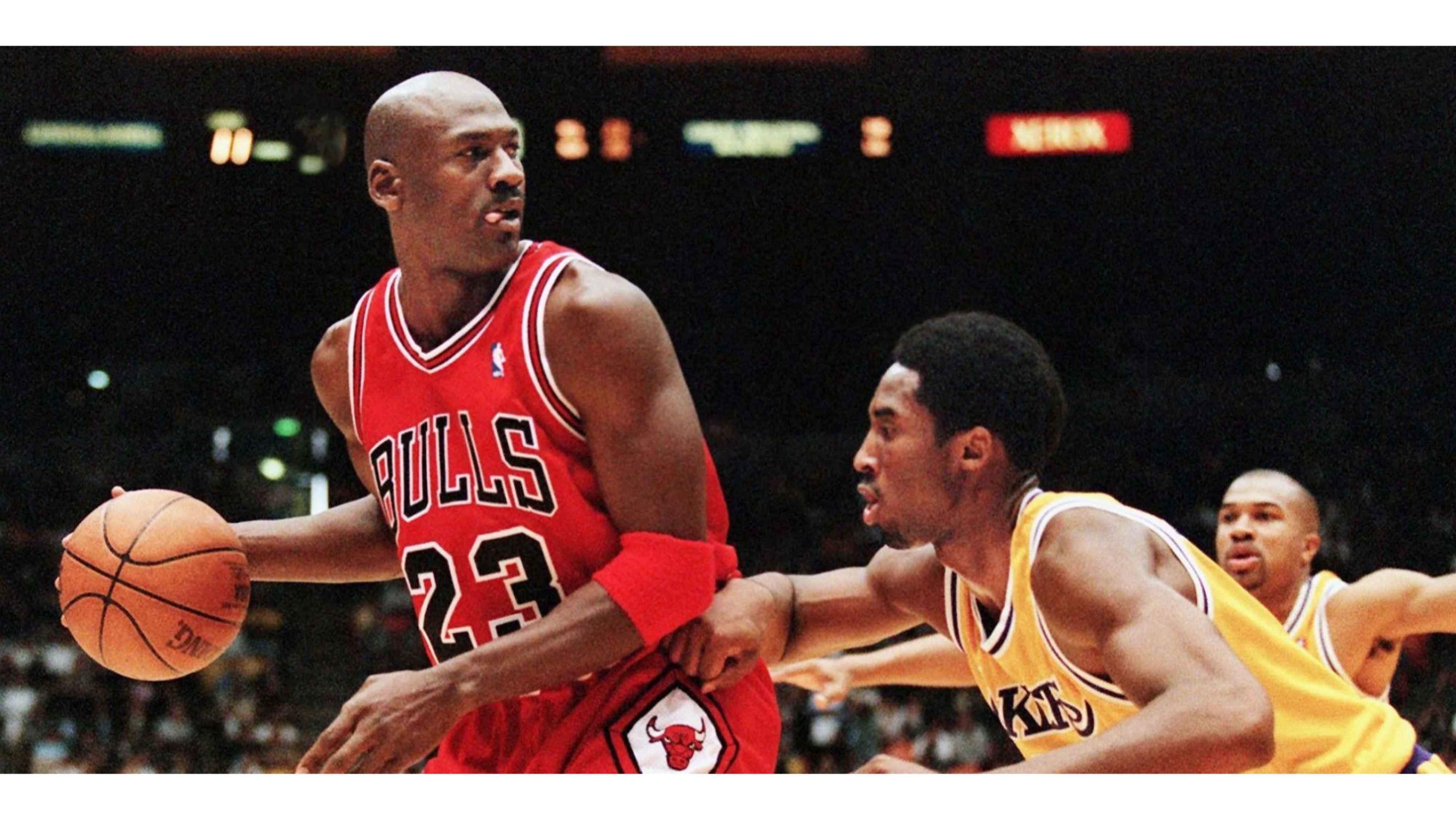 Kobe Vs Jordan Wallpaper HD