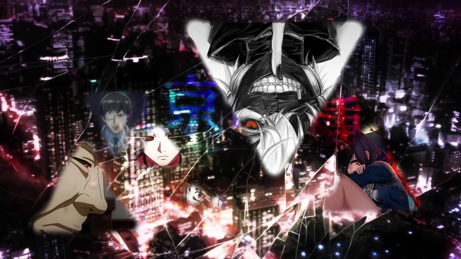 Wallpaper Tokyo Ghoul Re Iphone