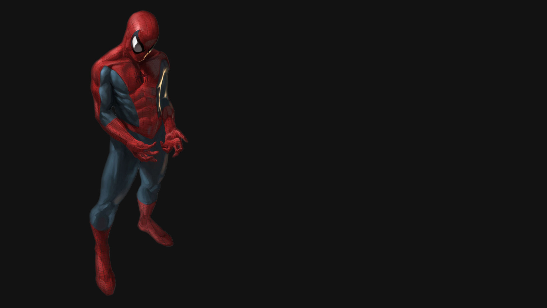 black spiderman wallpaper wallpapertag