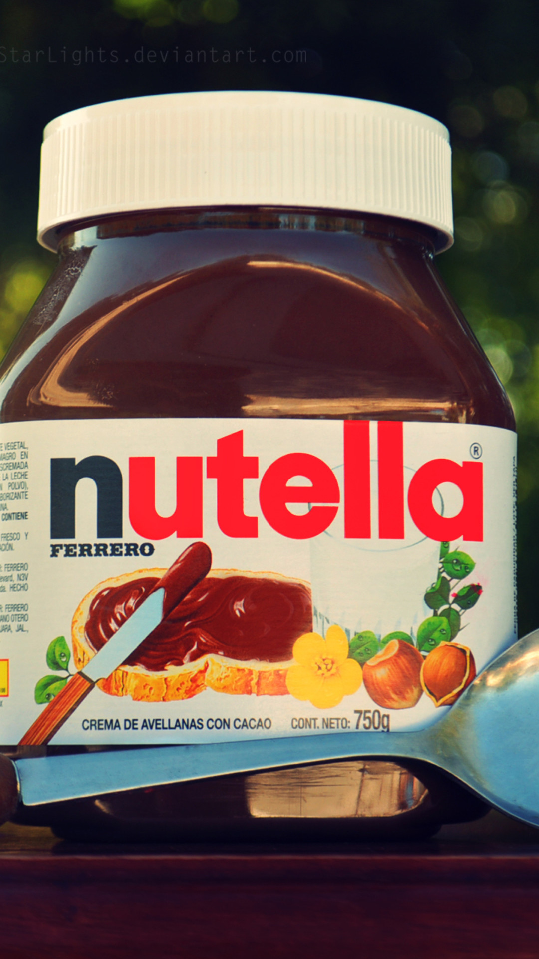 Cute Quote Wallpaper Download Nutella Wallpapers 183 ① Wallpapertag