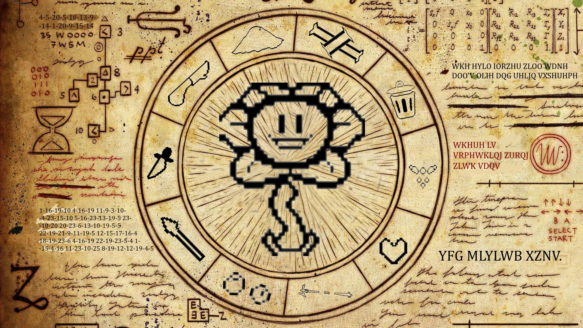 Gravity Falls Trust No One Wallpaper Bill Cipher Wallpaper 183 ① Download Free Awesome Full Hd