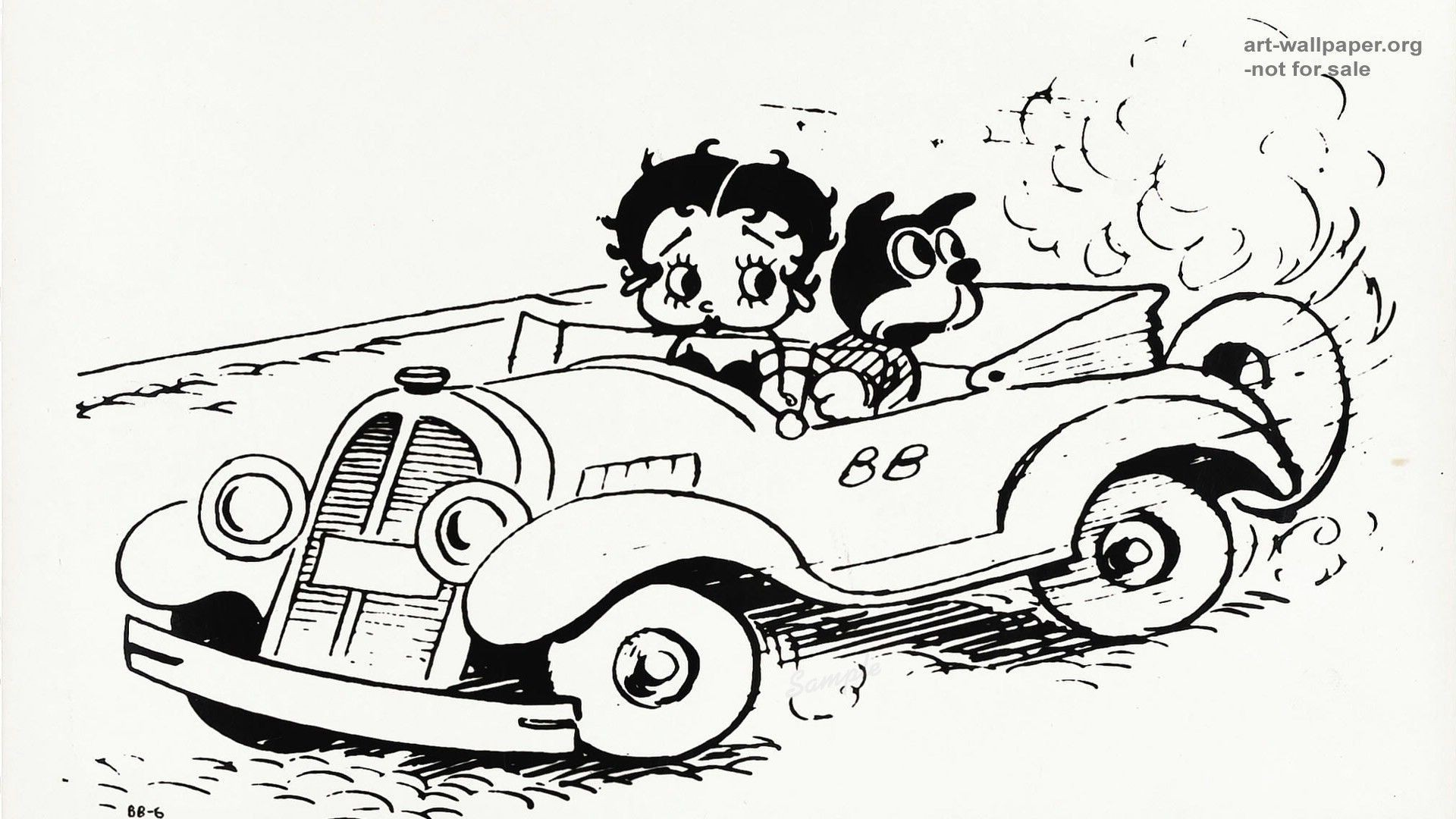 Betty Boop wallpaper ·① Download free cool High Resolution