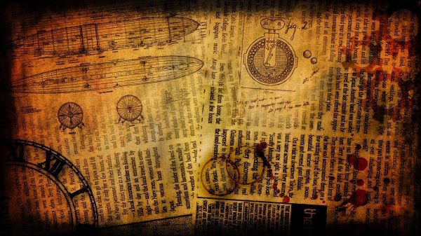 Steampunk Background Free Wallpapers