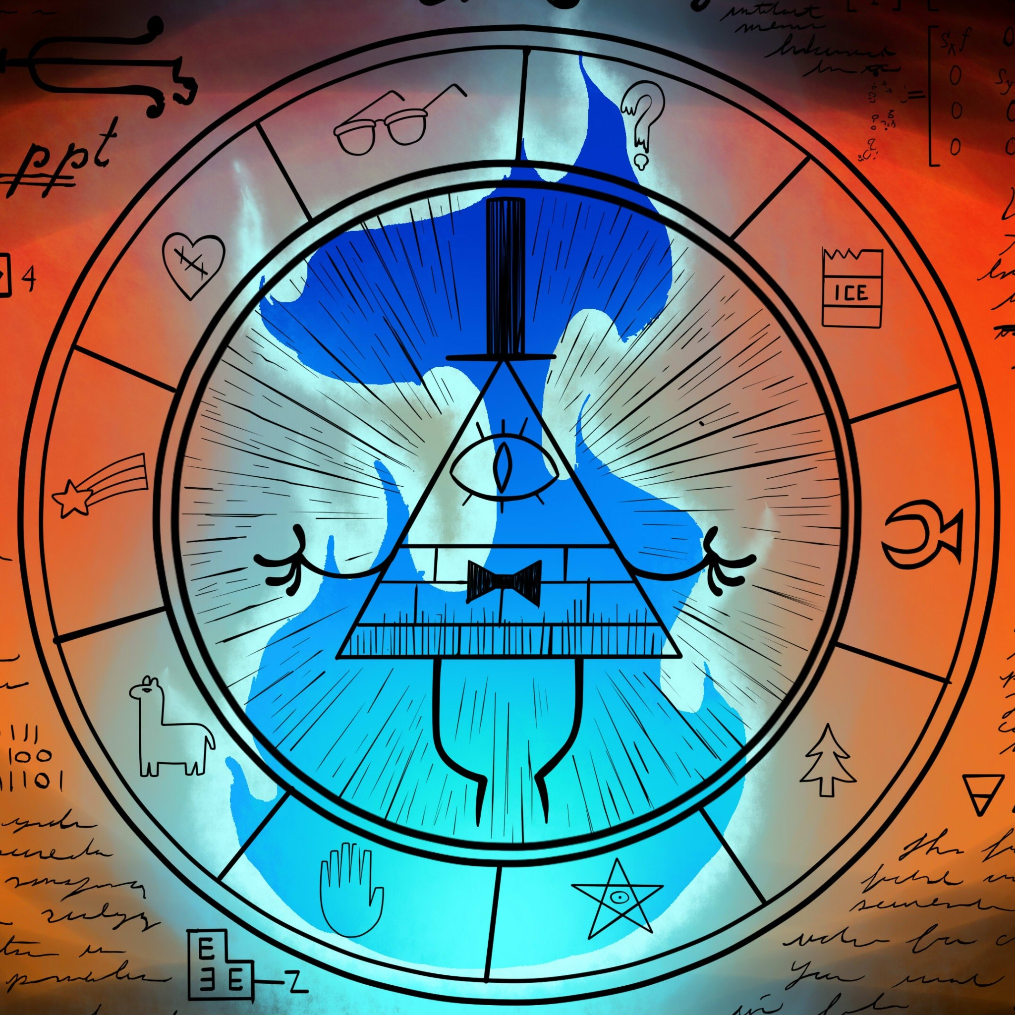 Gravity Falls Bill Cipher Wallpaper Phone Bill Cipher Wallpaper 183 ① Download Free Awesome Full Hd