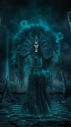 witch evil mobile wallpapers pc wallpapertag popular most