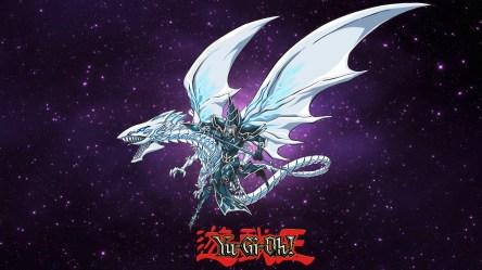 dragon eyes dark magician vs yu gi oh background wallpapertag wallpapers desktop backgrounds phone hd
