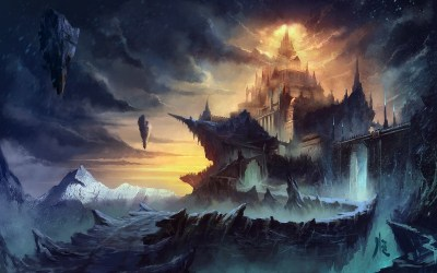fantasy desktop backgrounds 4k wallpapertag