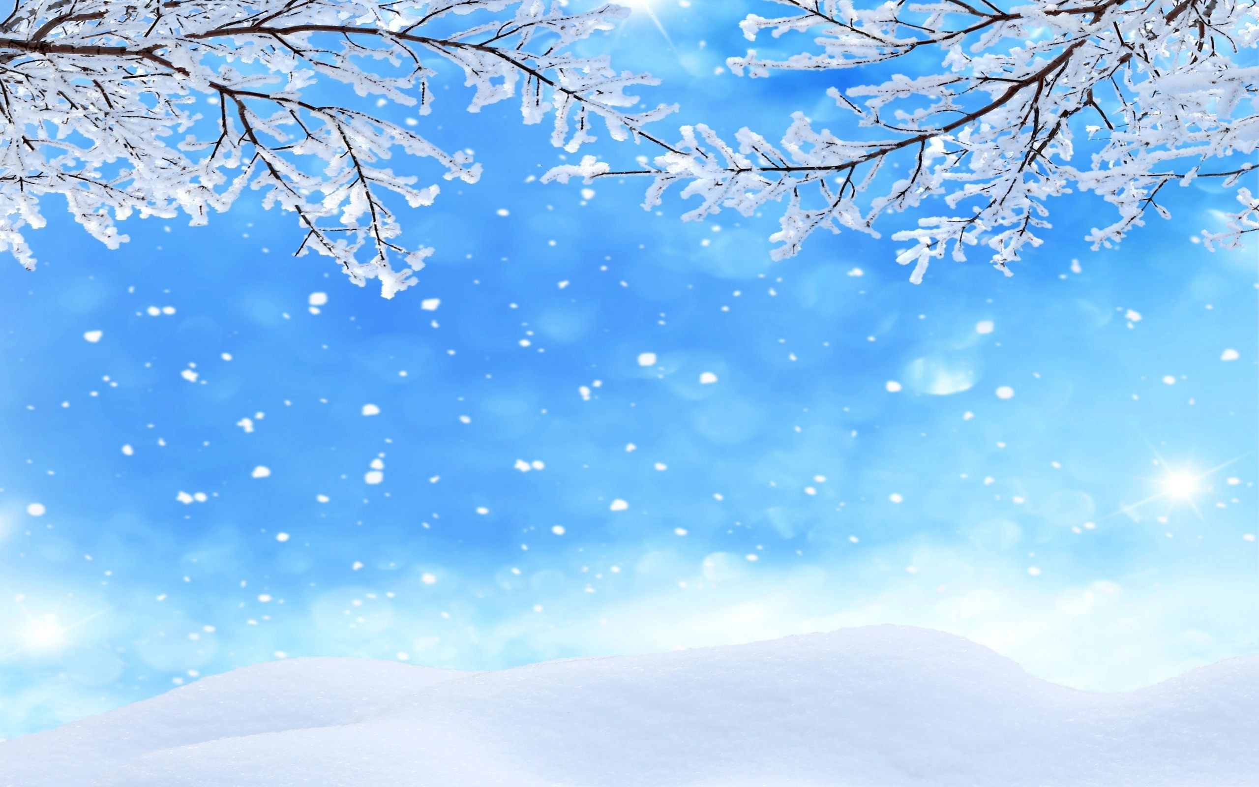 Beautiful Snow Falling Wallpapers Winter Background Pictures 183 ① Wallpapertag