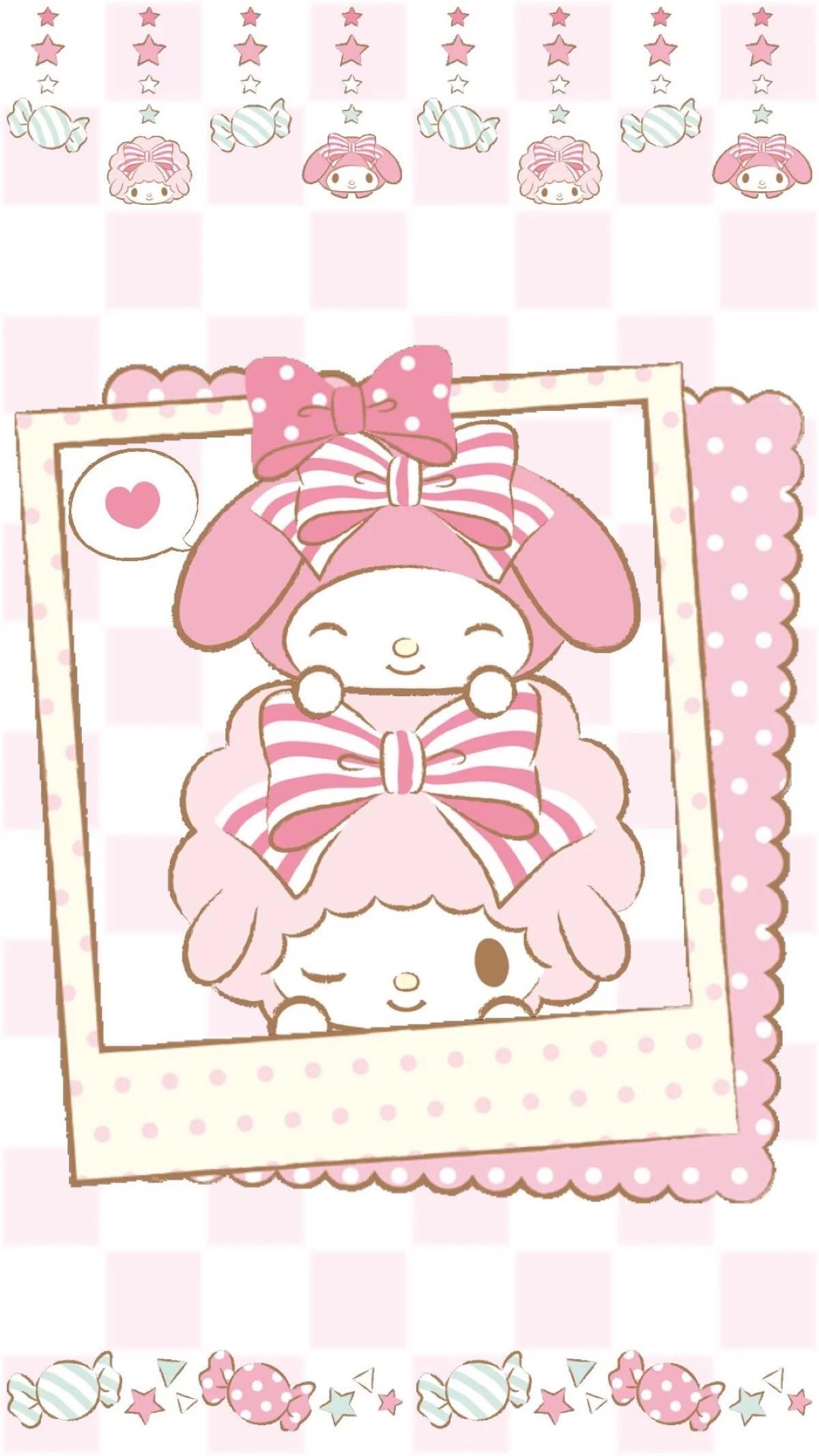 Cute Kitty Wallpapers Free My Melody Wallpaper 183 ① Wallpapertag