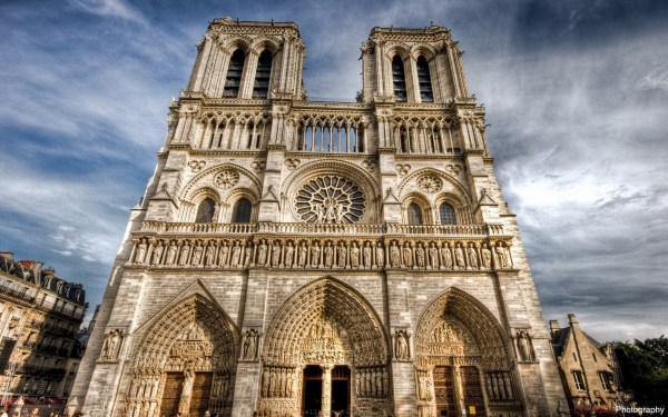 Notre Dame Cathedral Wallpaper Wallpapertag