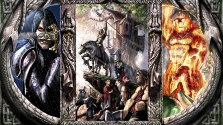 mythical creatures fantasy wallpapers creature fanpop mystical favorite wallpapertag wallpapersafari desktop mobile