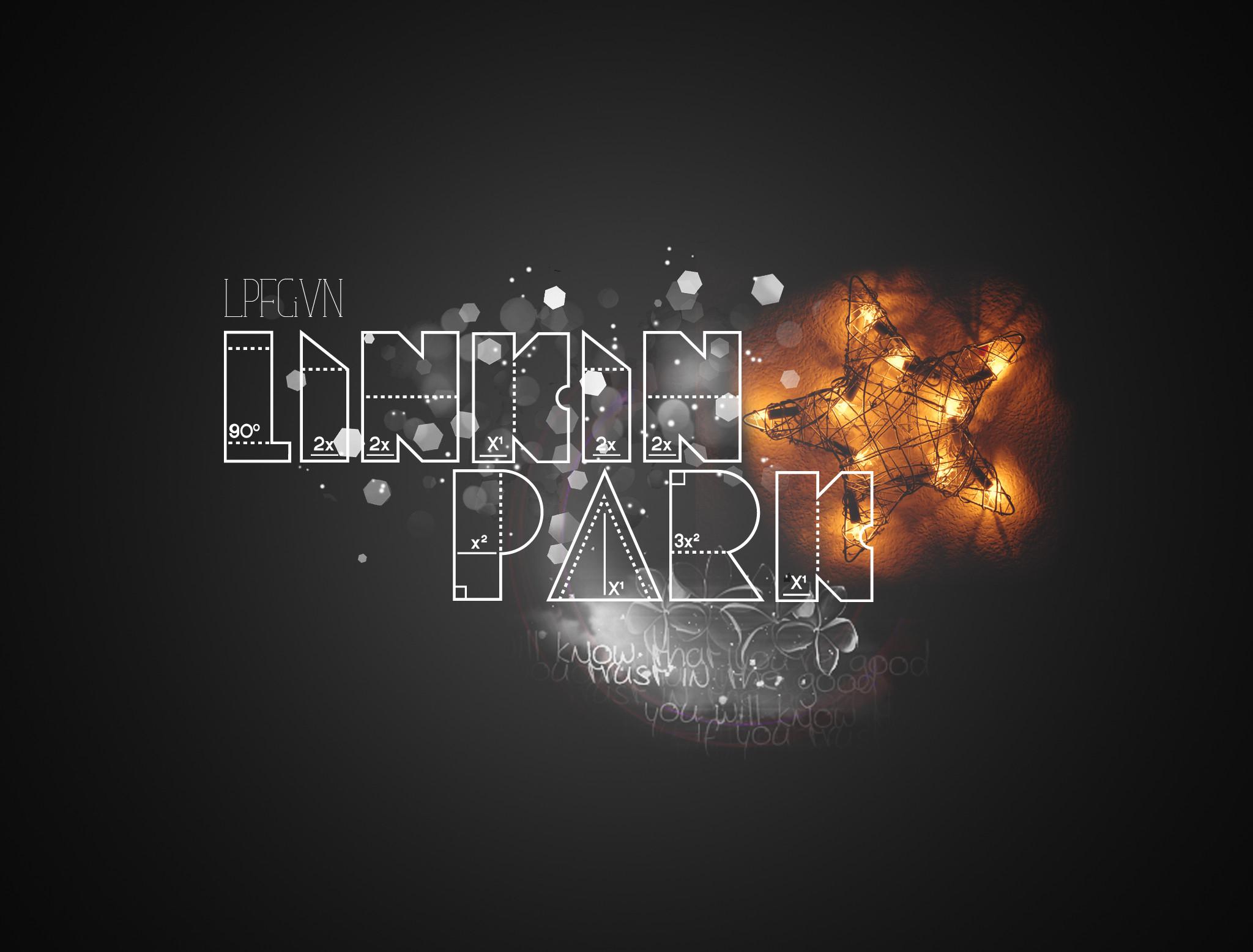 Linkin Park Logo 2018 Wallpaper