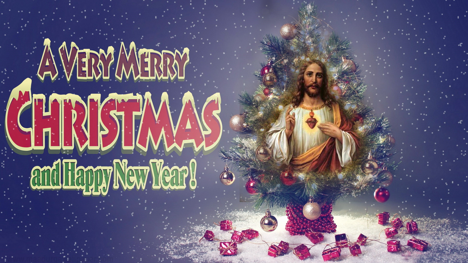 Christmas Jesus Wallpaper ·①
