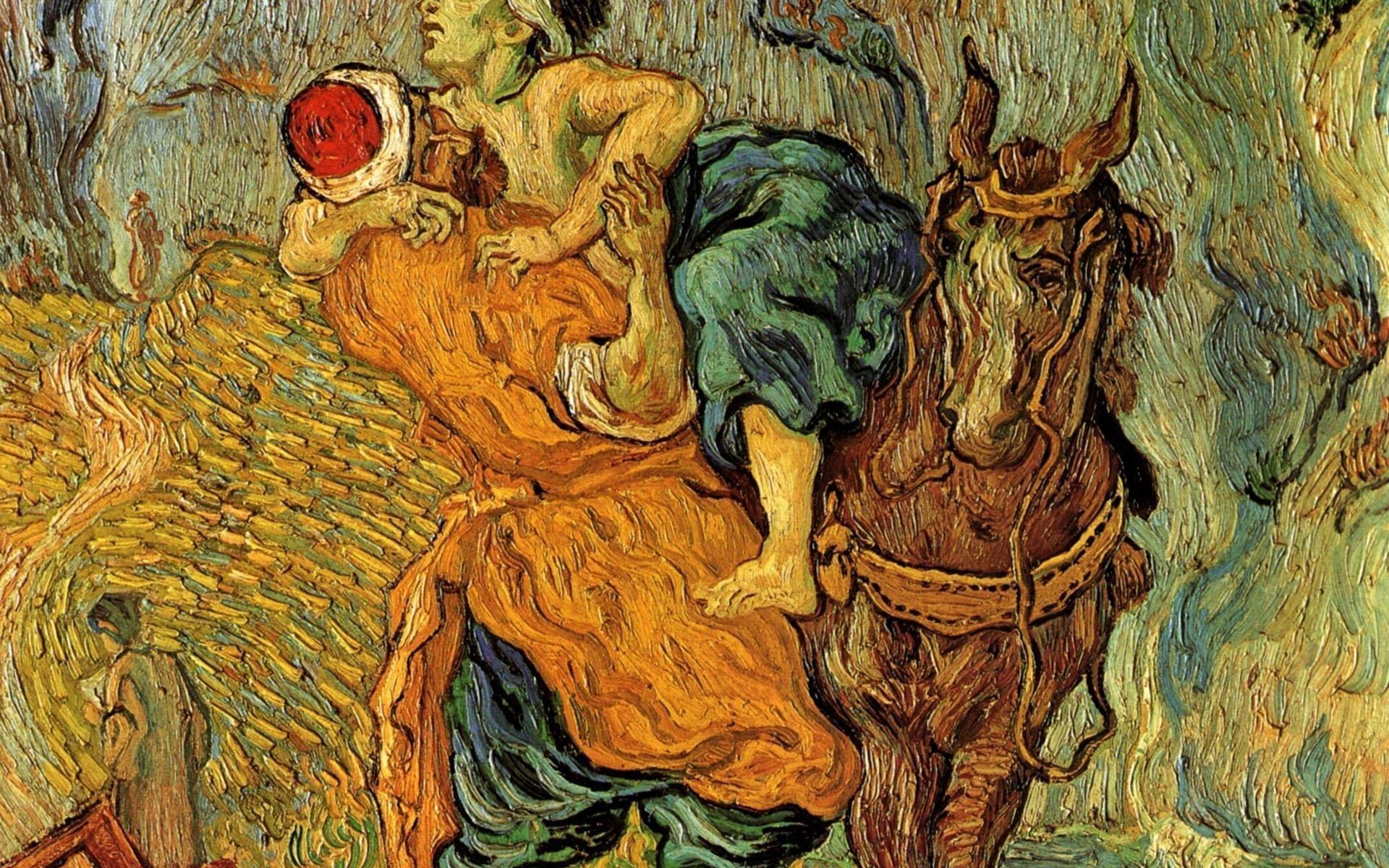Vincent Van Gogh Wallpapers Wallpapertag