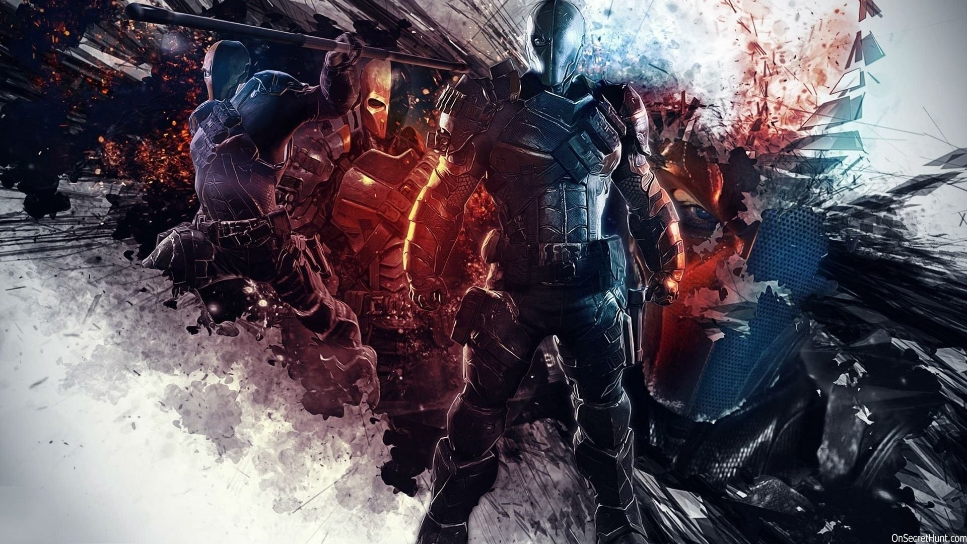 Deathstroke Wallpaper Download Free Awesome Full HD