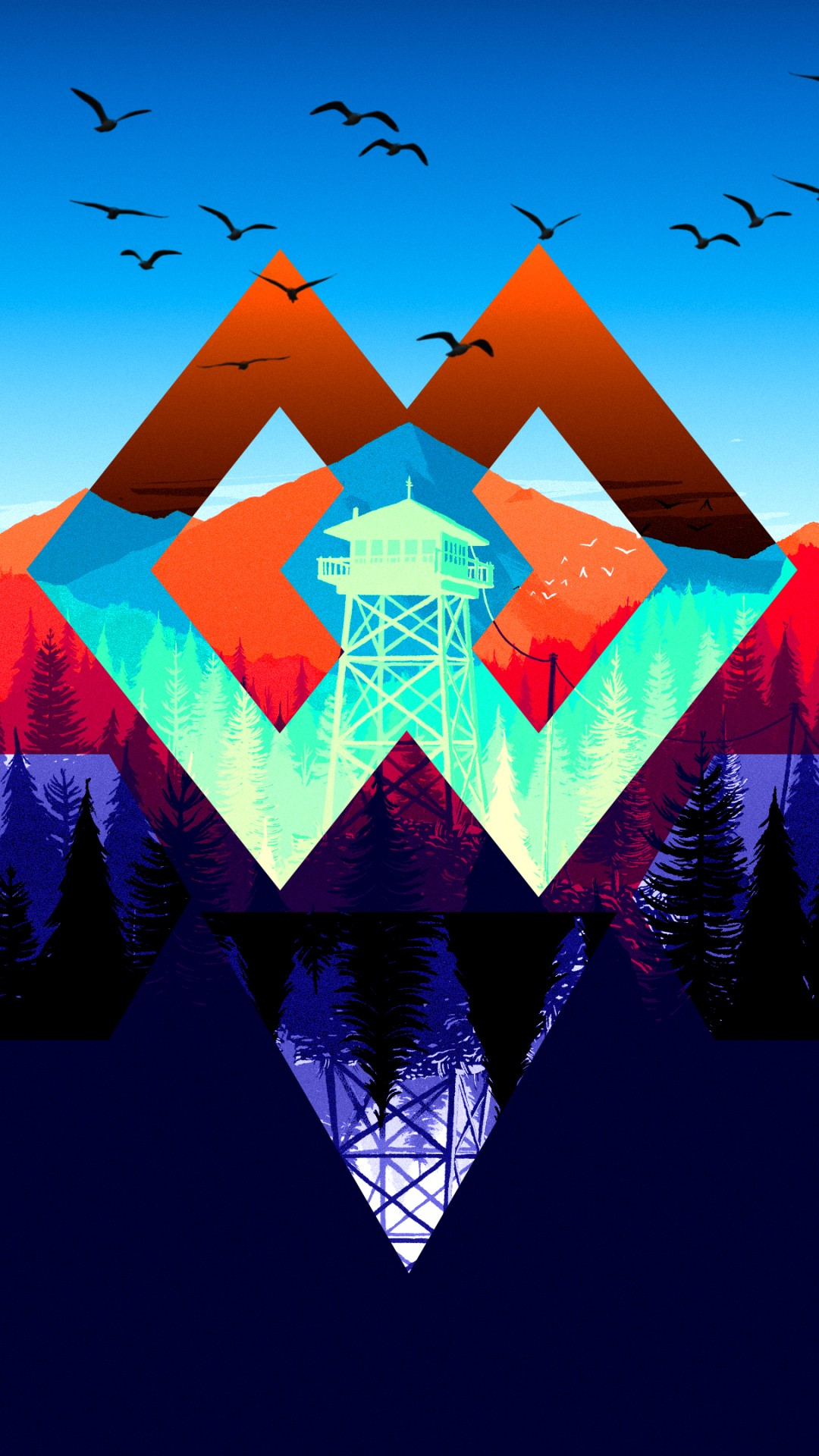38 Firewatch Wallpapers Download Free Beautiful High