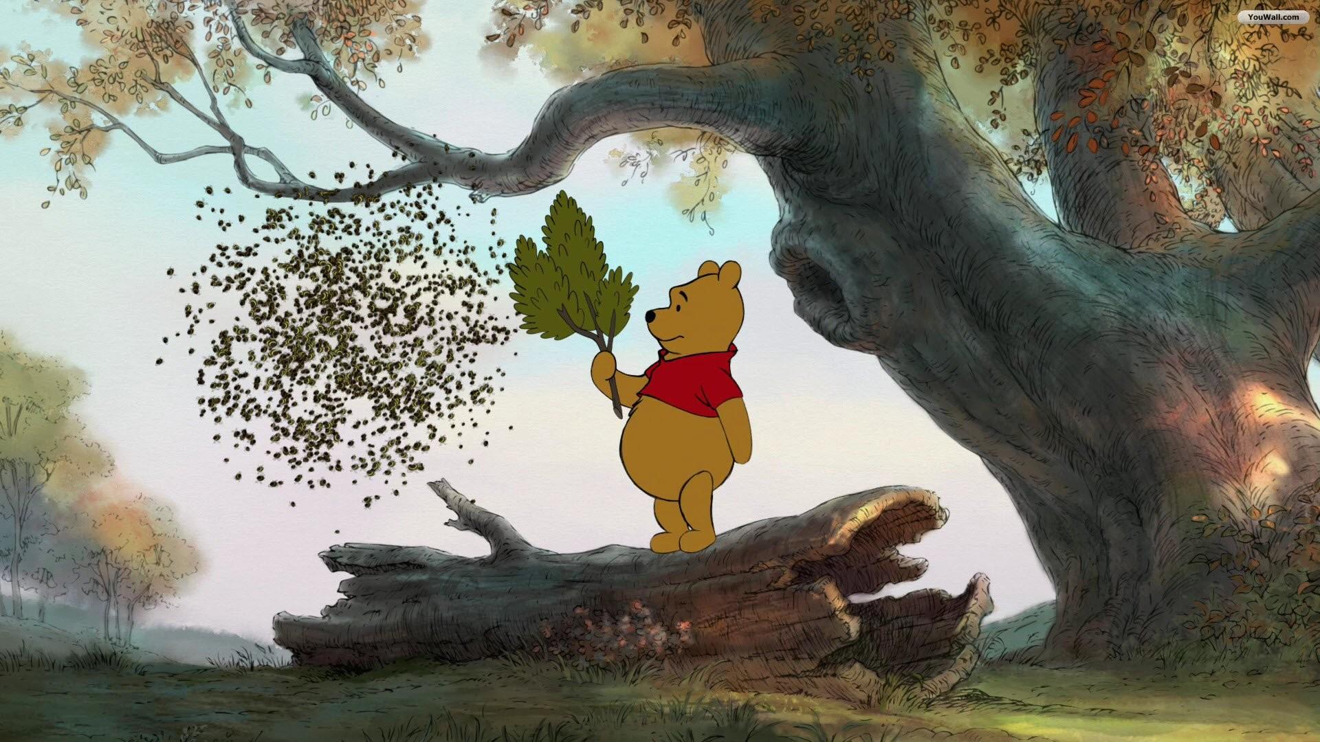 Winnie The Pooh Fall Desktop Wallpaper Pooh Bear Desktop Wallpaper 183 ① Wallpapertag