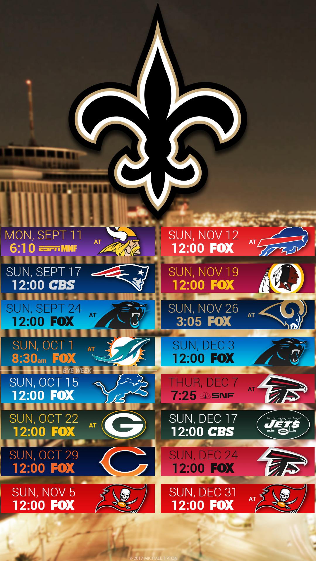 New Orleans Saints Iphone Wallpaper New Orleans Saints 2017 Wallpaper 183 ① Wallpapertag