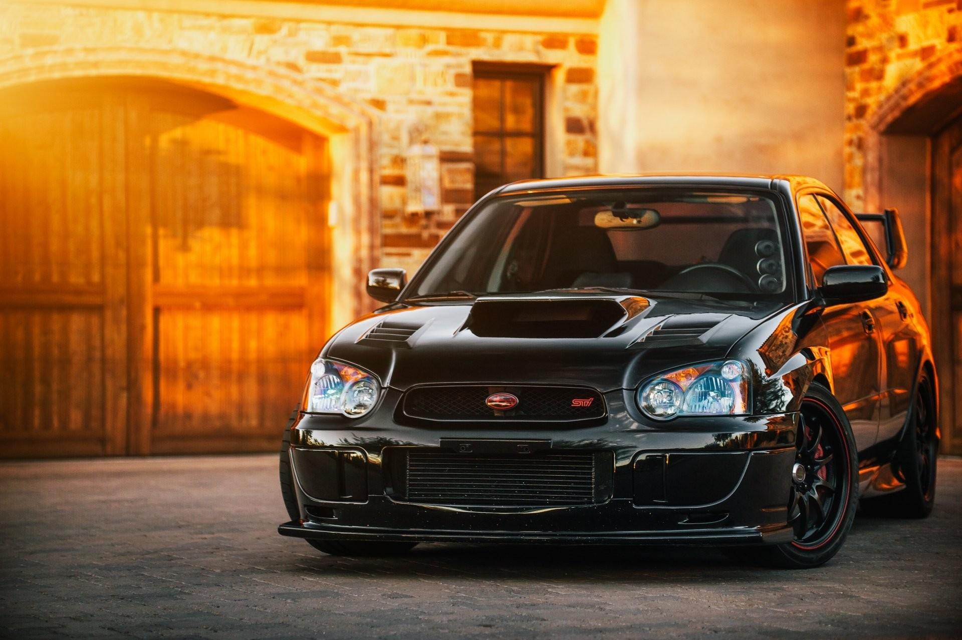 Subaru Impreza Wrx Sti Wallpaper ·①