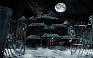 haunted background wallpapers cave desktop iphone android