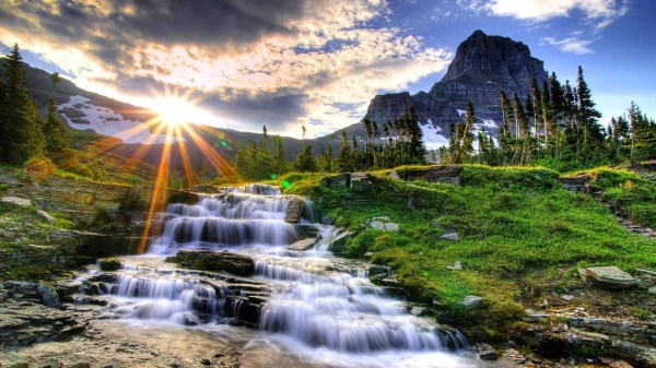 beautiful rainy landscapes wallpapers