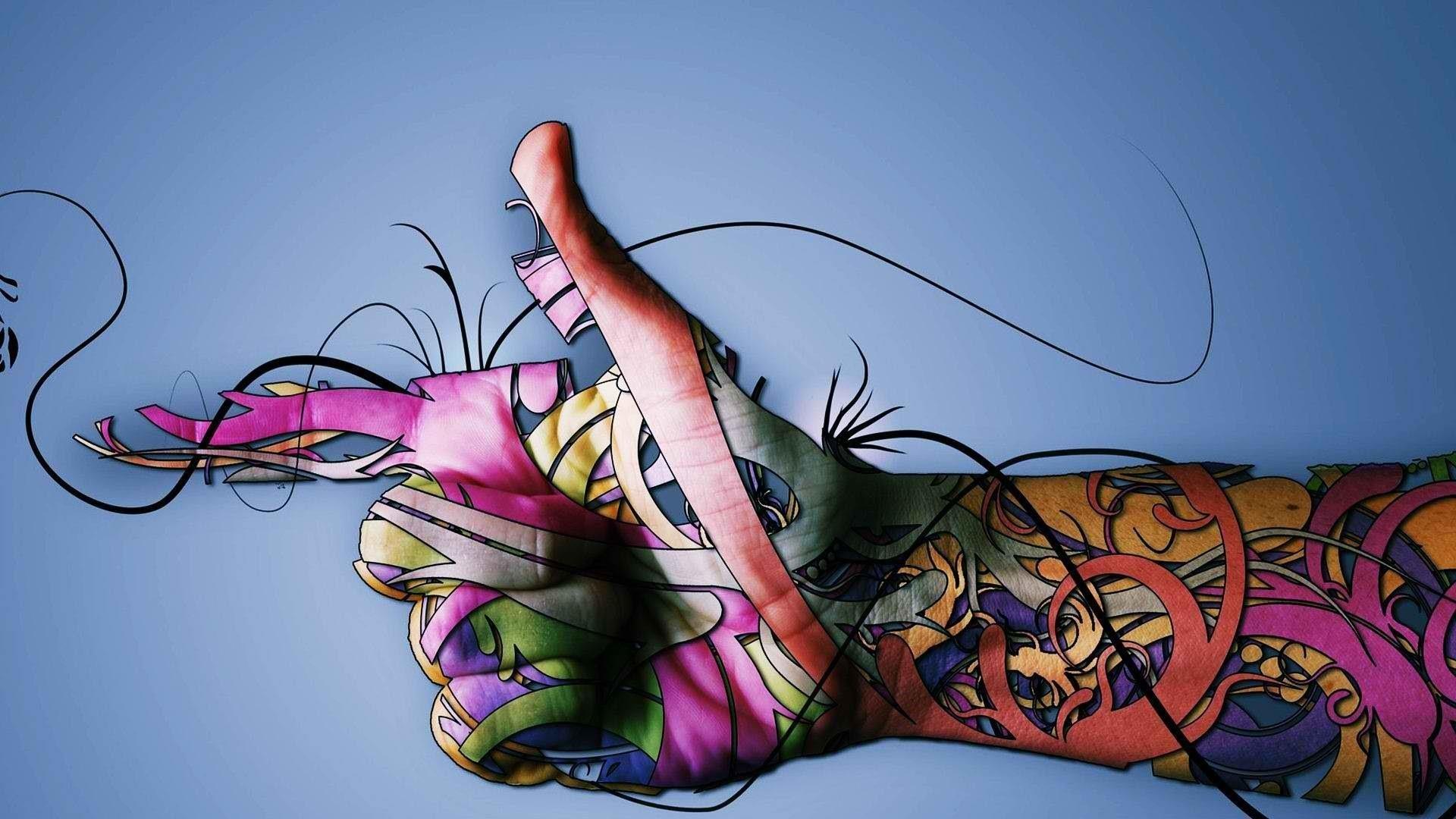 Tattoo Design Wallpaper