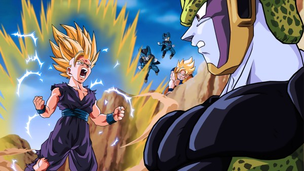 20 Vegeta Ssj2 Vs Cell Pictures And Ideas On Weric