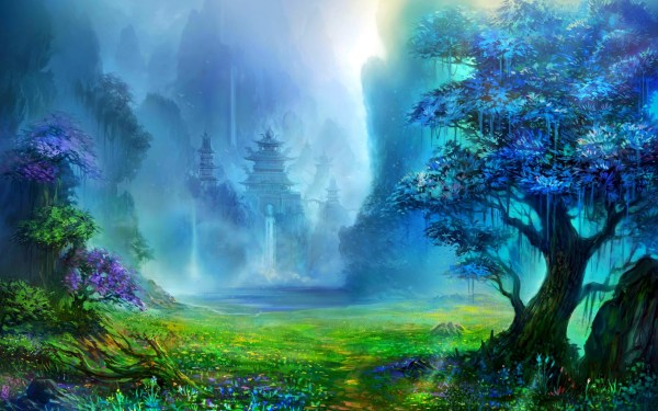 Fantasy Nature Wallpaper Wallpapertag