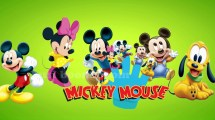 Mickey Mouse Background Free Wallpapers