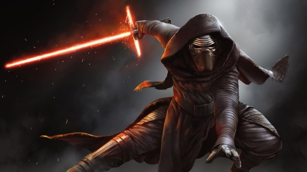 Kylo Awakens Ren Star Wars Force