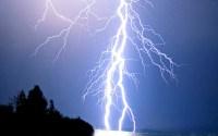 Lightning Bolt Wallpaper