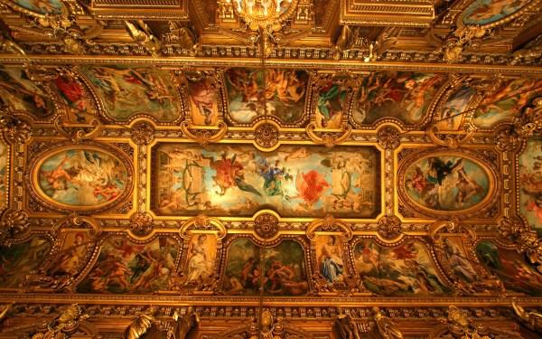 Famous Art Paintings Wallpaper