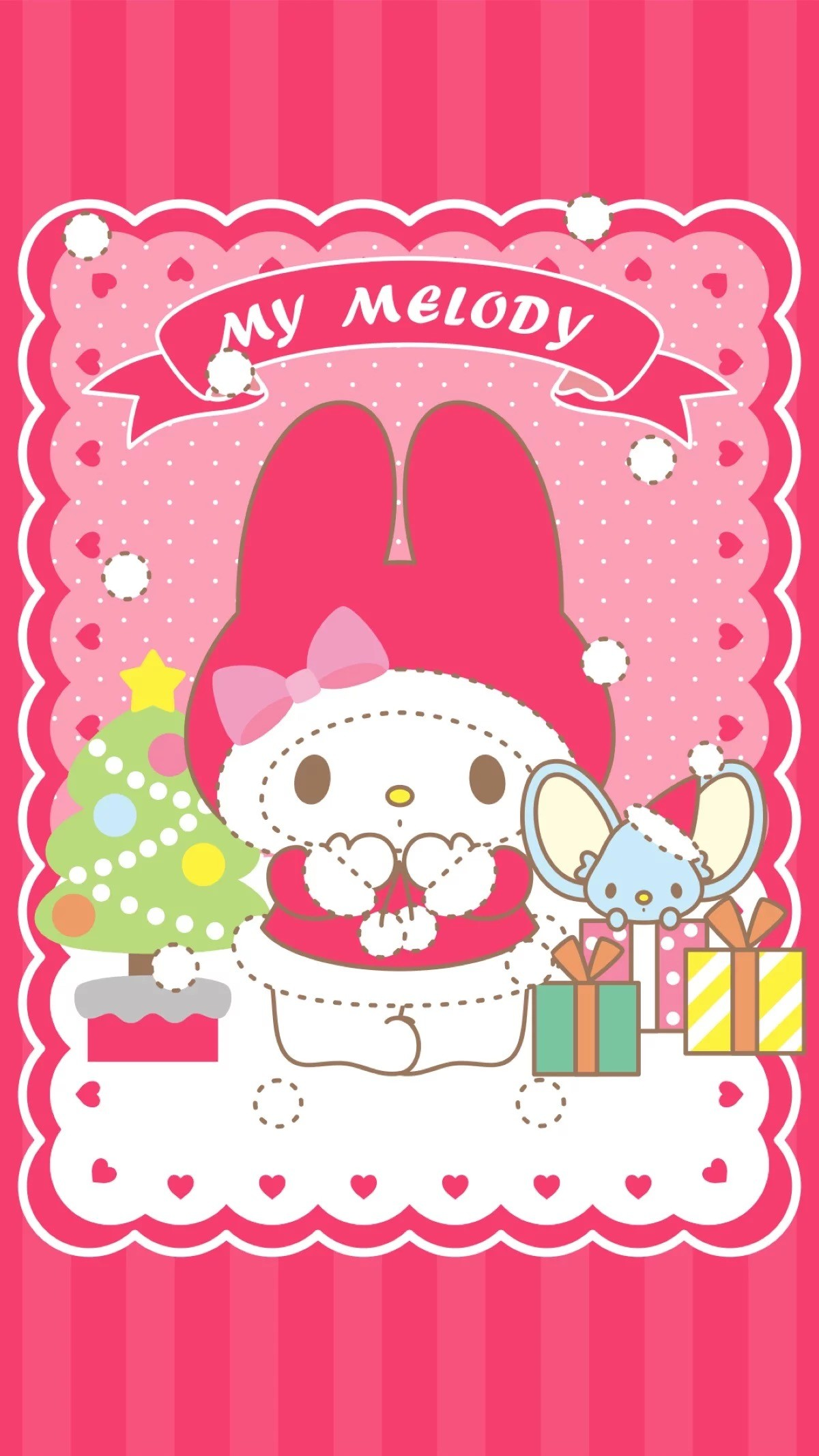 Cute Pastel Wallpaper For Iphone My Melody Wallpaper 183 ① Wallpapertag