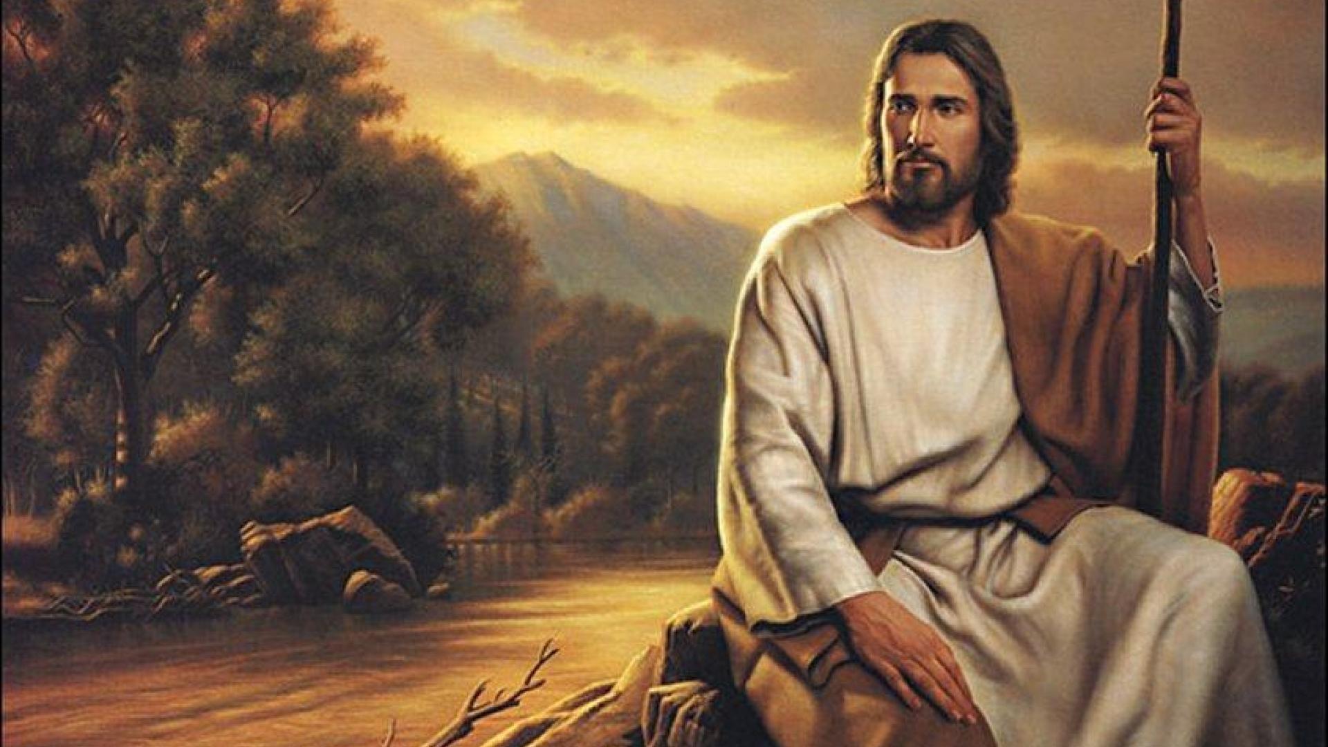 3d Jesus Wallpaper