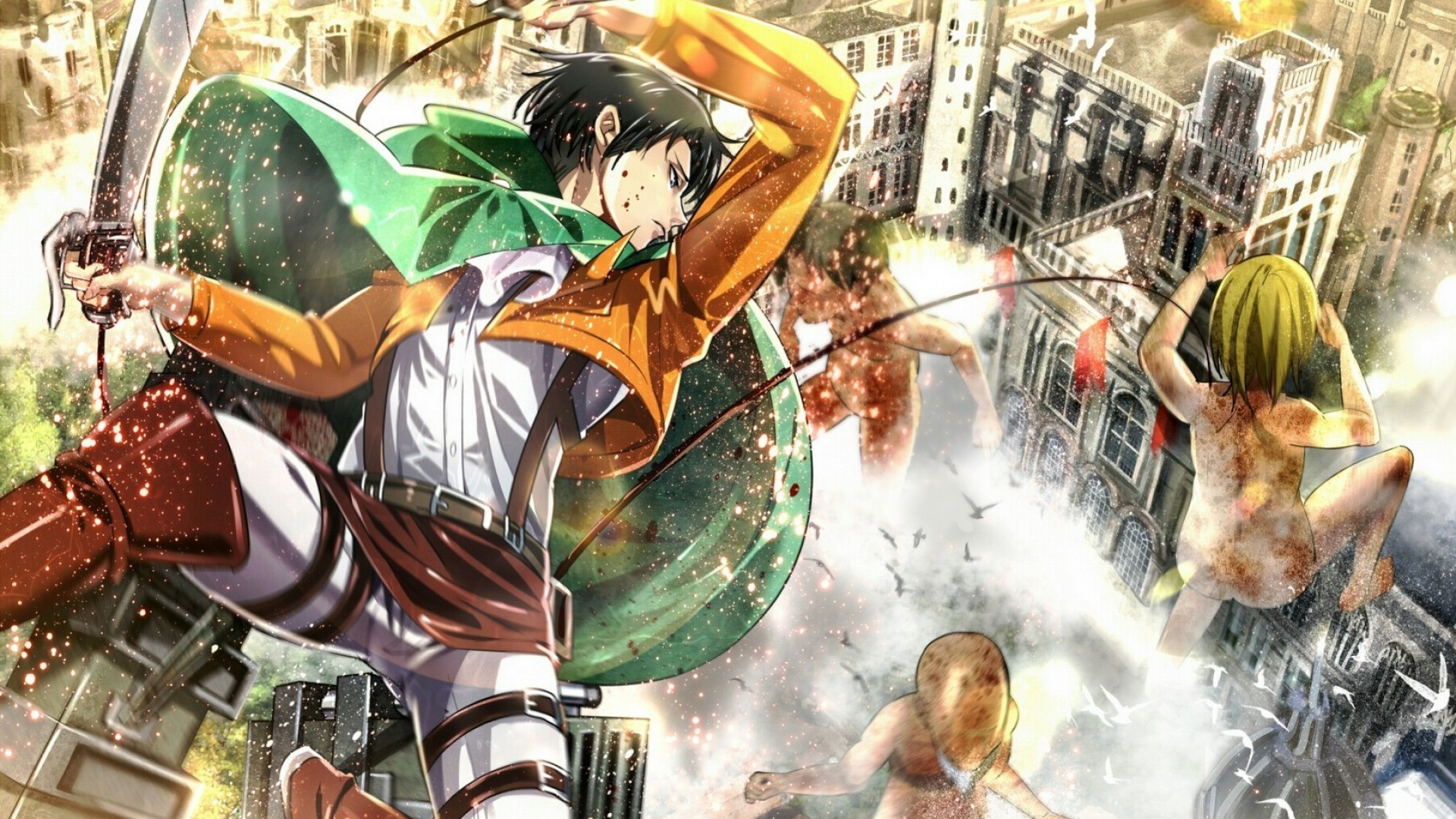 Levi Wallpaper Hd Collection Wallpapers