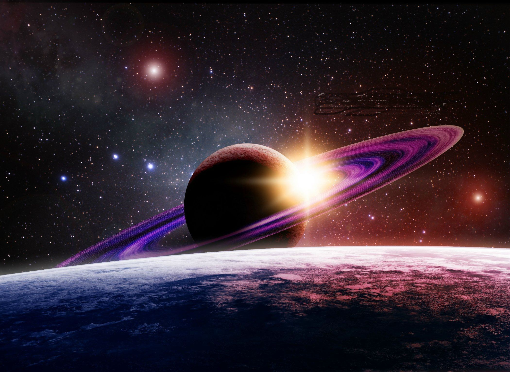 Saturn wallpaper  Download free beautiful HD backgrounds for desktop and mobile devices in any