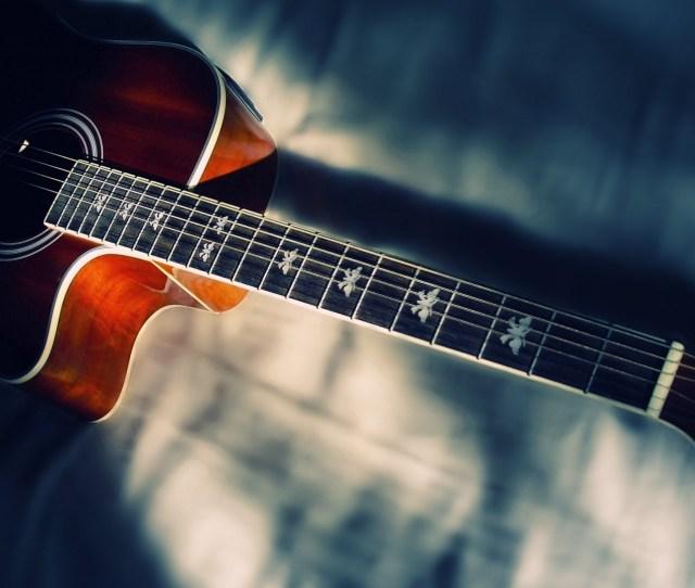 1920x1080 Acoustic Guitar Wallpaper Wallpaper High Definition High Quality