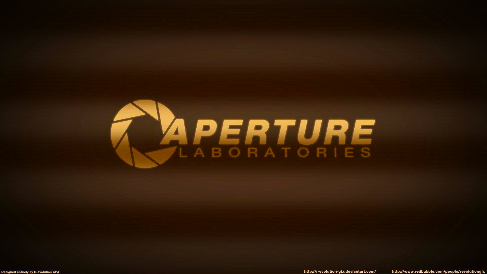 Aperture Science Background  WallpaperTag