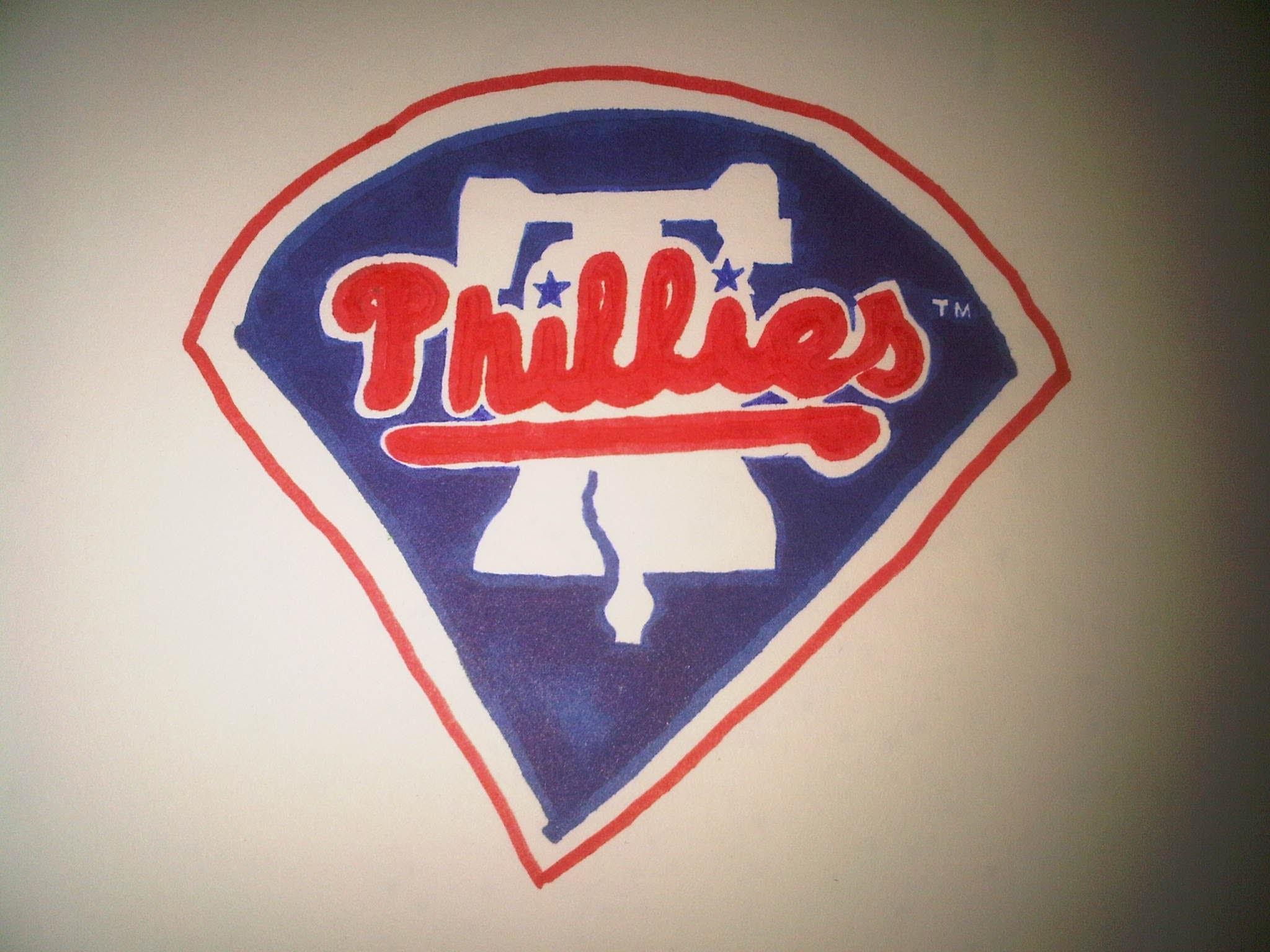 Phillies Iphone Wallpaper Phillies Logo Wallpaper 183 ① Wallpapertag
