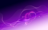 Purple Design Background