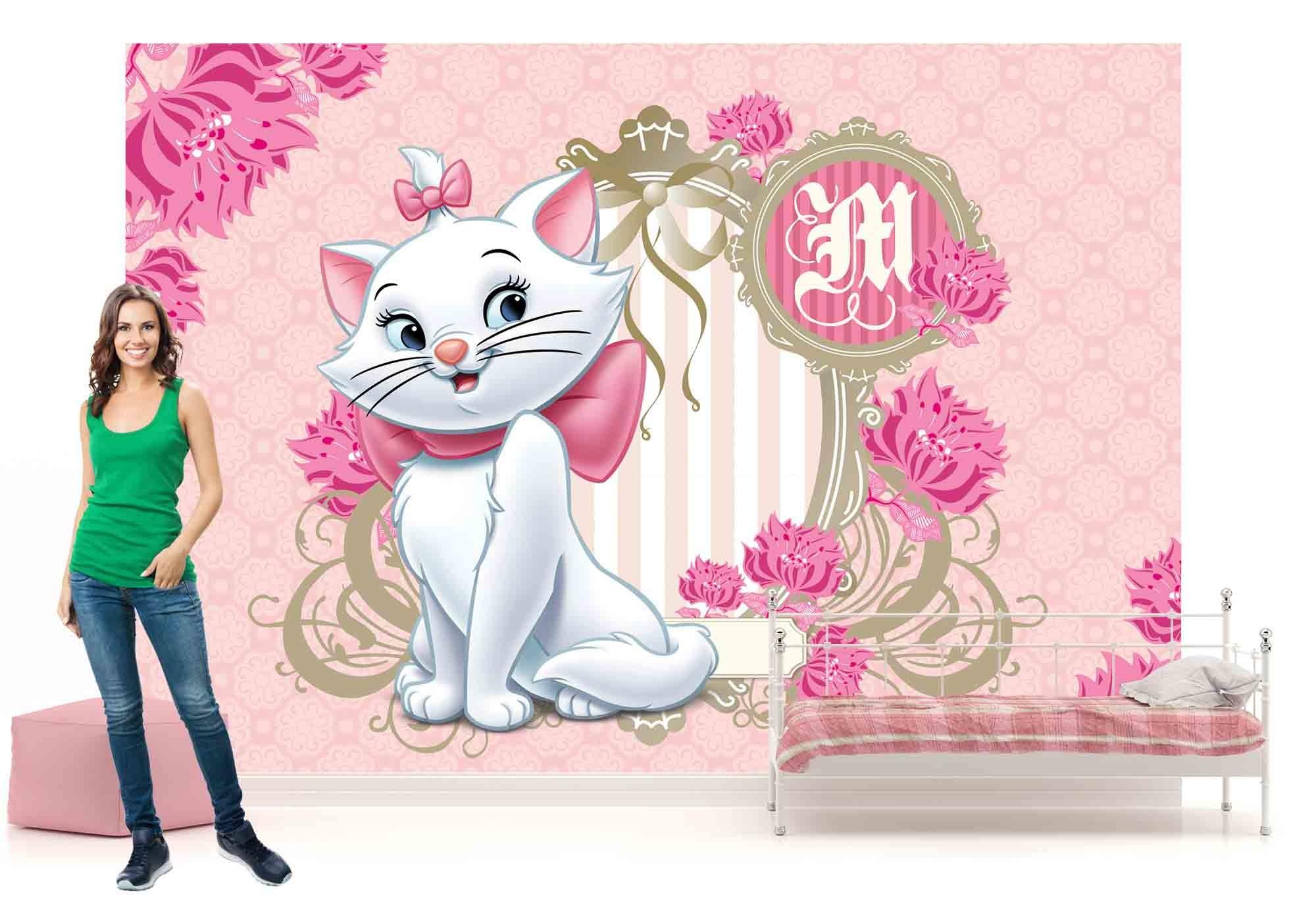 Cute Hello Kitty Wallpaper Cell Phone Marie Aristocats Wallpaper 183 ① Wallpapertag