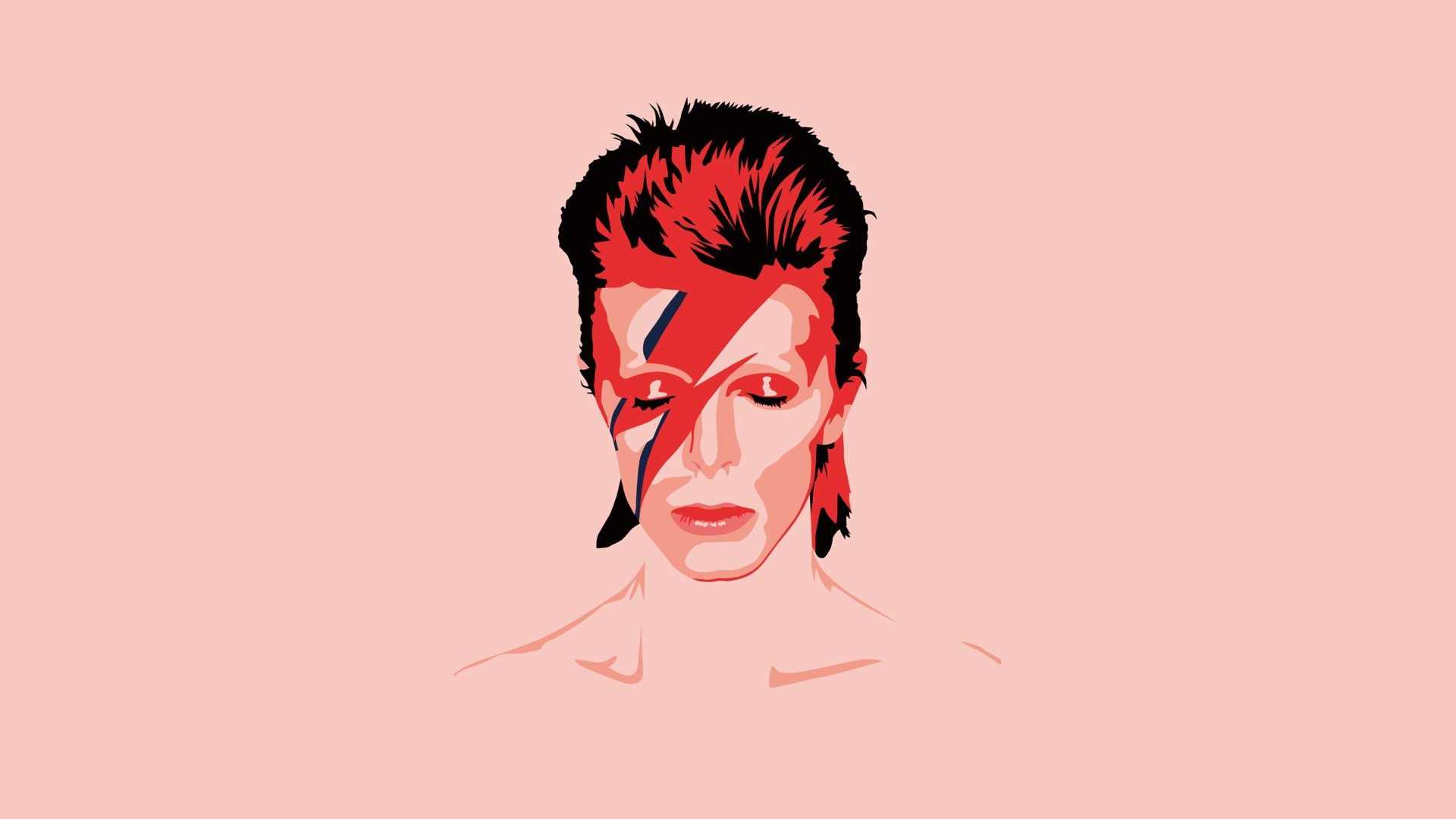 Rise And Fall Of Ziggy Stardust Wallpaper 1920x1080 David Bowie Wallpaper 183 ① Download Free Amazing High