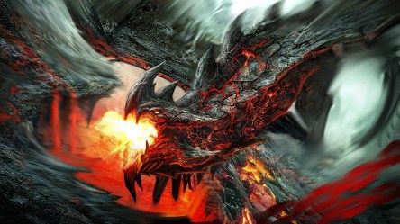 Dragon Lock Screen Wallpapers