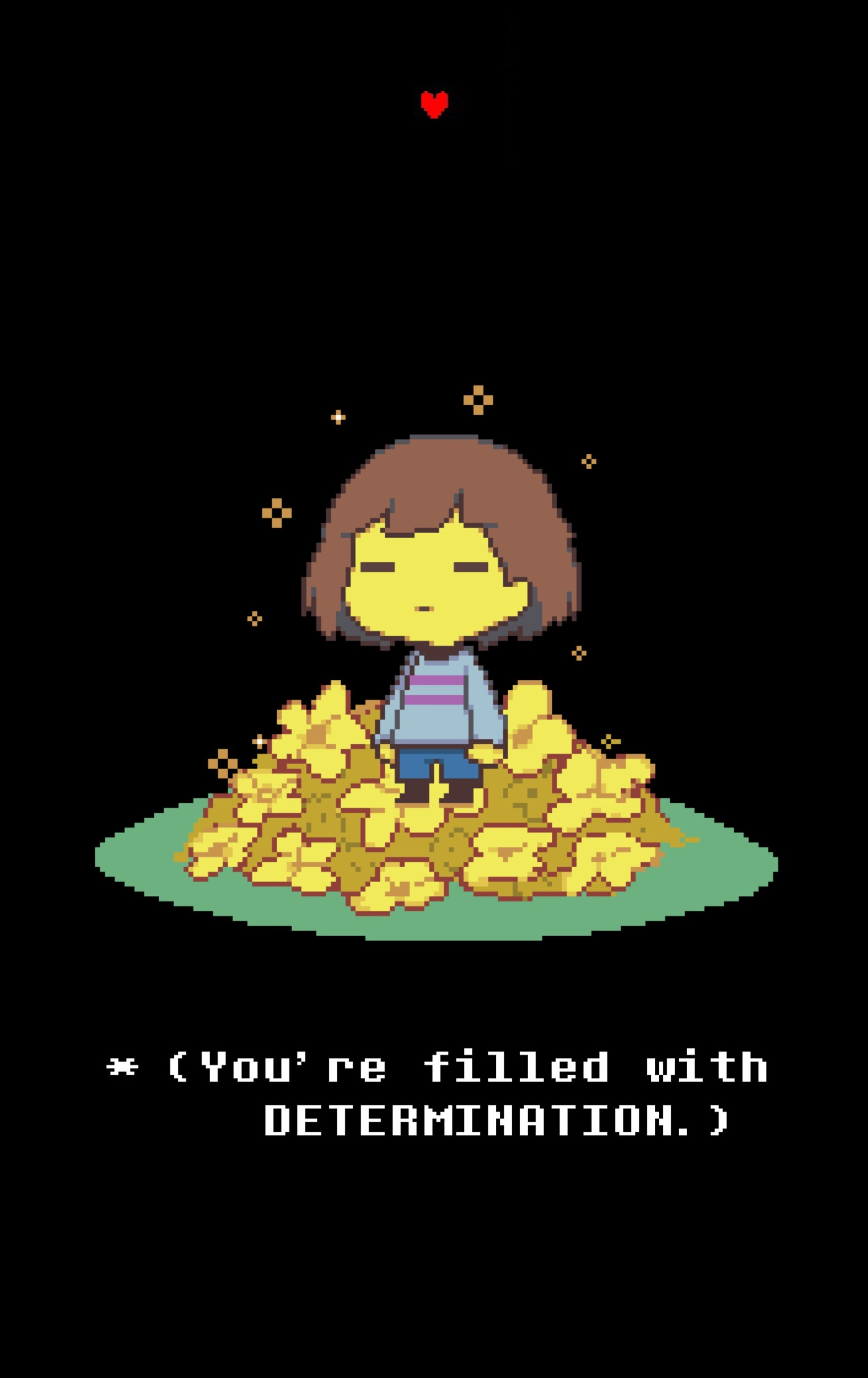 Cute Undertale Determination Wallpapers Undertale Phone Wallpaper 183 ① Download Free Backgrounds For