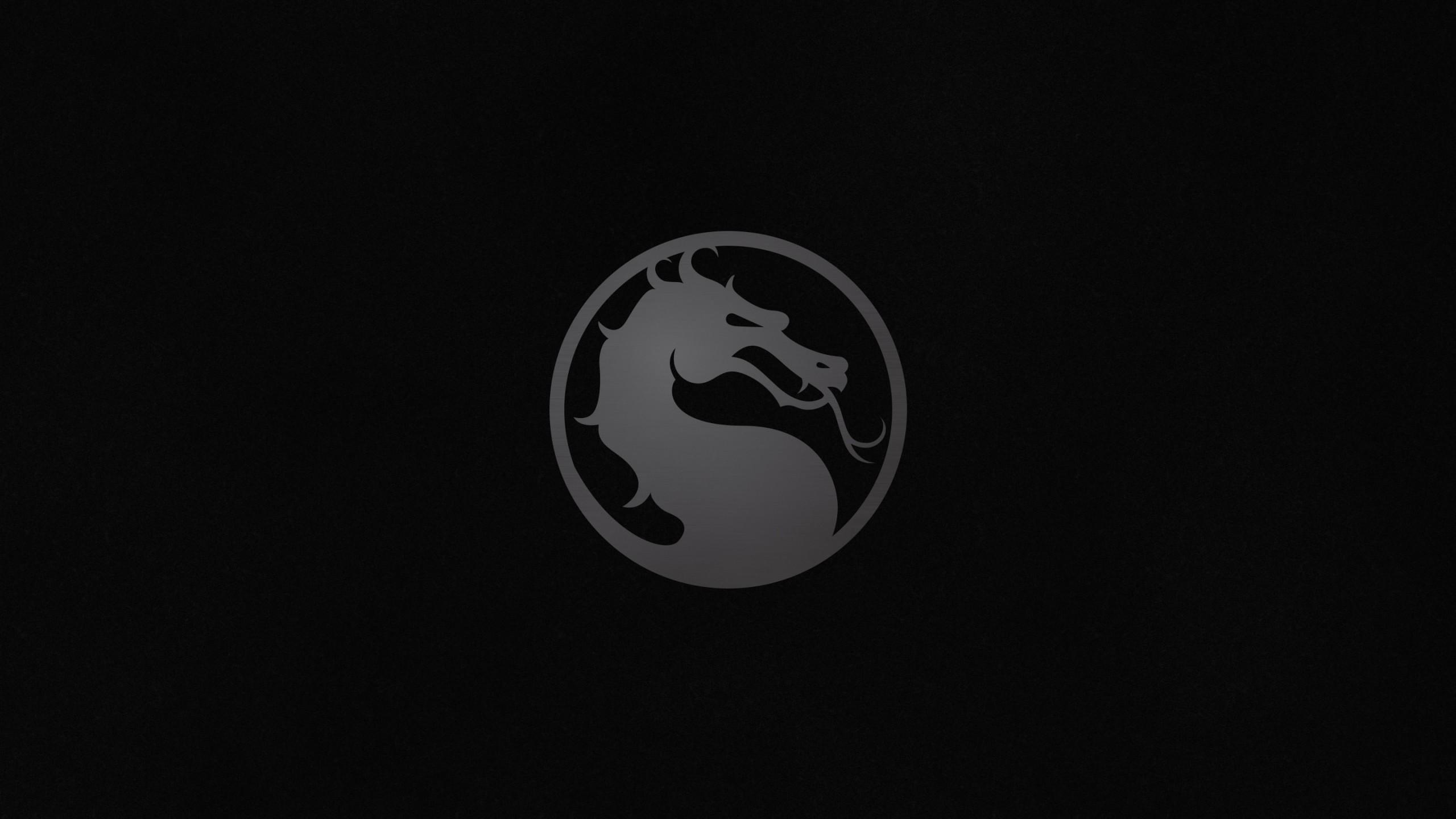 mortal kombat dragon logo