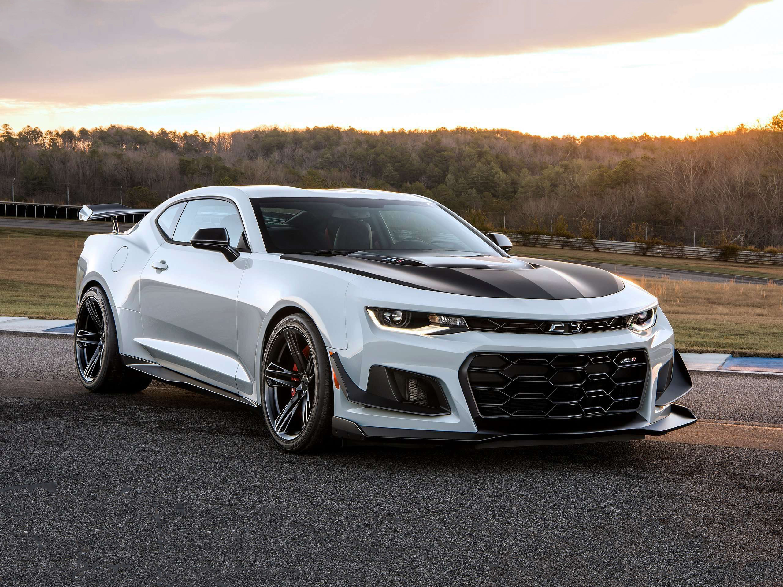 2018 Chevrolet Camaro Wallpapers ① Wallpapertag
